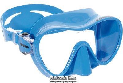 Маска Cressi-Sub F1 Frameless Blue (ZDN281020)