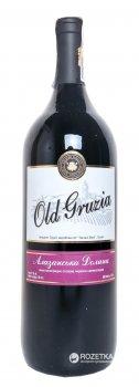 Вино Old Gruzia Алазанська Долина червоне напівсолодке 1.5 л 12% (4860065014659)