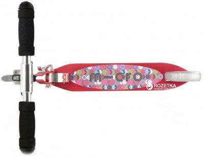 Самокат Micro Sprite Special Edition Raspberry Floral Dot (SA0136)