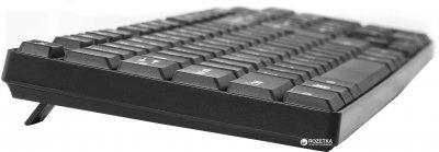 Клавиатура проводная Defender Accent SB-720 USB (45720)