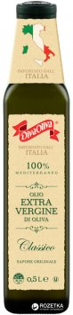 Оливковое масло Diva Oliva Extra Vergine Classico 500 мл (5060235650994)
