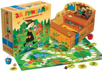 Настільна гра Granna За грибами в зачарований ліс (82166) (5900221082166)