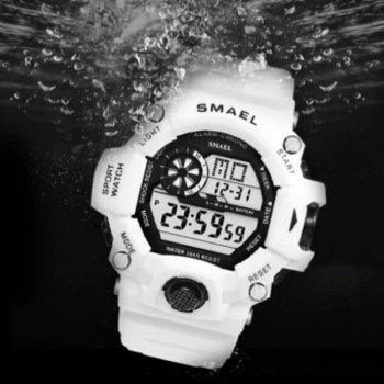 Чоловічі годинники SMAEL WHITE 4607