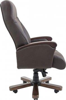 Кресло Rondi Босс Вуд Орех ordf М3 Шоколадное (1410198574)