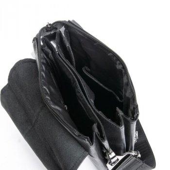 Сумка планшет мужская DR. BOND GL 213-1 черная