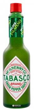 Соус из зеленого перца Tabasco Green Pepper Sauce 60 мл (011210613010)