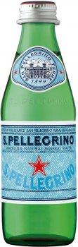 Упаковка минеральной газированной воды S.Pellegrino 0.25 л х 6 бутылок 8002270021060_8002270000300)