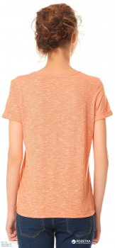 Женская футболка Bono Flamli 000-136 Оранжевая