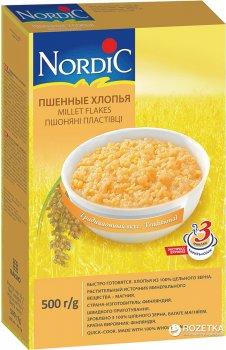 Хлопья пшенные NordiC 500 г (6411200108979)