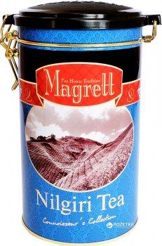Чай черный крупнолистовой Magrett Nilgiri 200 г (8901259250760)