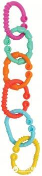 Прорізувач Playgro Кільця Різнобарвні (9321104845566)