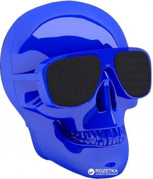 Акустическая система Jarre Aeroskull Nano Glossy Blue (ML80116)