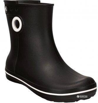 Резиновые сапоги Crocs Women's Jaunt Shorty Boot 15769-001 Черные