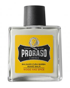 Бальзам для ухода за бородой Proraso Вуд энд Спайс 100 мл (8004395001651)
