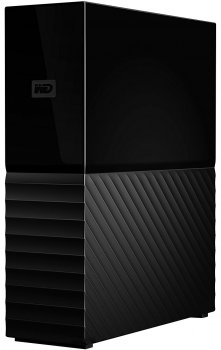 Жорсткий диск Western Digital My Book (New) 10TB WDBBGB0100HBK-EESN 3.5 USB 3.0 External