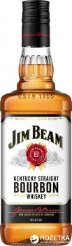 Виски Jim Beam White 4 года выдержки 0.7 л 40% (5010196091008)