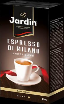 Кава мелена Jardin Espresso Di Milano 250 г (4823096803494)