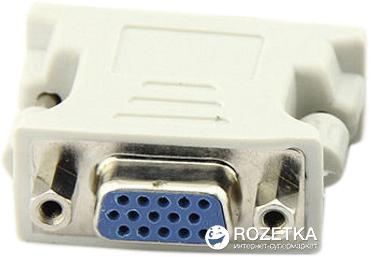 Адаптер Patron DVI M - VGA F (ADAPT-PN-DVI-VGA-F)