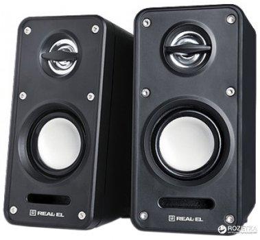Акустична система Real-El S-60 Black