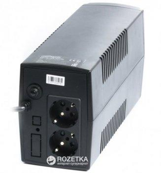 Джерело безперебійного живлення EnerGenie Basic 850 VA (EG-UPS-B850)