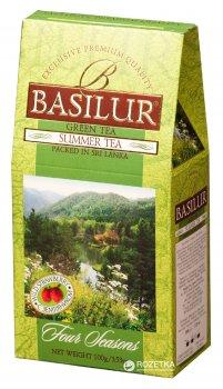 Чай зеленый рассыпной Basilur Четыре сезона Летний 100 г (4792252915497)
