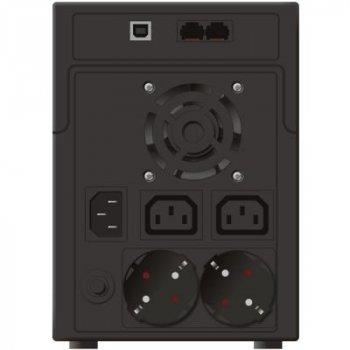 Джерело безперебійного живлення PowerWalker VI 2200 LCD (10120098)