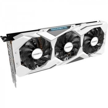 Відеокарта GIGABYTE GeForce RTX2060 SUPER 8192Mb GAMING OC WHITE (GV-N206SGAMINGOC WHITE-8GC)