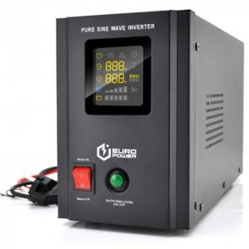 Джерело безперебійного живлення Europower PSW-EPB800TW12