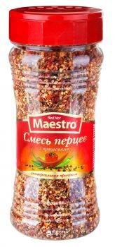 Приправа Red Hot Maestro Суміш перців з прянощами 235 г (5060140291268)