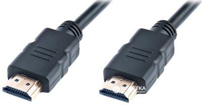 Кабель Real-El HDMI M-M v2.0 2 м Black
