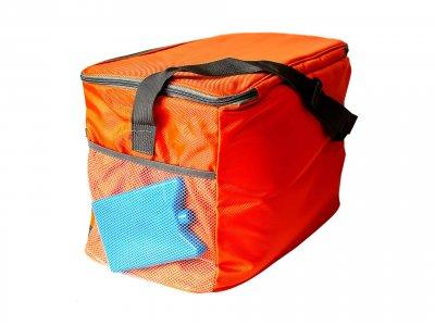 Сумка - ізотермічний контейнер Sannen 23 30 л Orange