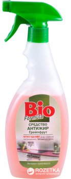 Засіб Bio Formula Антижир Грейпфрут 500 мл (4823015932274)