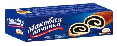 Начинка Макова SantaVita Bakers 500 г (4820061502147)