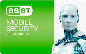 ESET Mobile Security для Android (1 ПК) ліцензія на 1 рік Продовження (EMS-1-Rn-1)