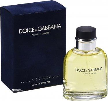 Туалетная вода для мужчин Dolce&Gabbana Pour Homme 200 мл (737052872056/3423473020752)