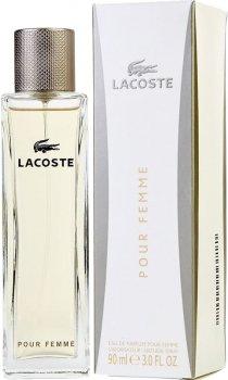 Парфюмированная вода для женщин Lacoste Pour Femme 90 мл (737052949215)