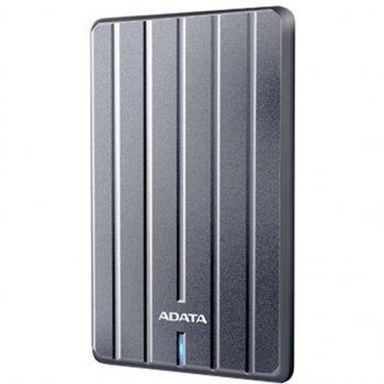 """Зовнішній жорсткий диск 2.5"""" 1TB ADATA (AHC660-1TU31-CGY)"""