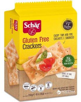 Крекеры Dr. Schar Crackers 210 г (8008698003503)