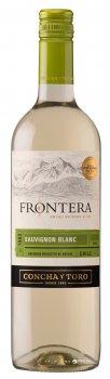 Вино Frontera Sauvignon Blanc белое сухое 0.75 л 13% (7804320556000)