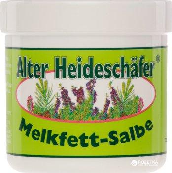 Мазь с молочным жиром для сухой и раздраженной кожи Alter Heideschafer 250 г (4075700044421)