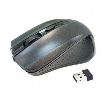 Мишка бездротова оптична MHZ G-211, чорна