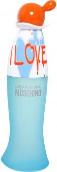 Туалетная вода для женщин Moschino I Love Love 50 мл (8011003991143)