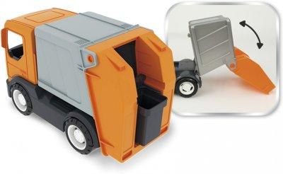 Строительный набор Tigres Tech Truck (39477 Мусоровоз)