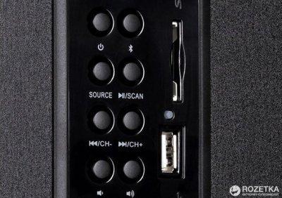 Акустична система F&D F-550X Black