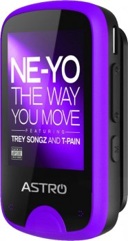 MP3-плеєр Astro M5 8GB Black/Purple