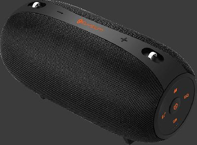 Bluetooth колонка ECG BTS X1 black (872898208)