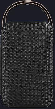 Bluetooth колонка ECG BTS M1 black/brown (873255944)