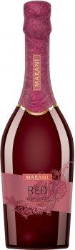 Вино игристое Marani красное полусладкое 0.75 л 12% (4867616021739)