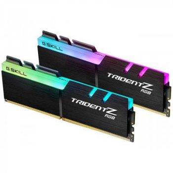 Модуль памяти для компьютера DDR4 16GB (2x8GB) 4266 MHz Trident Z RGB G.Skill (F4-4266C19D-16GTZR)