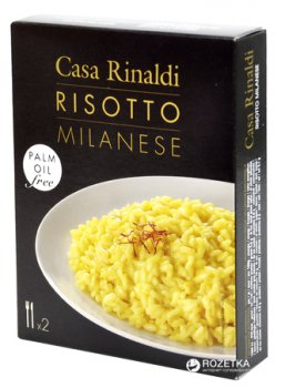 Ризотто Миланское Casa Rinaldi 175 г (8006165404372)